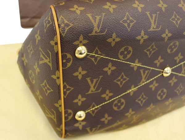 Louis Vuitton Tivoli GM Monogram Shoulder Bag - corner