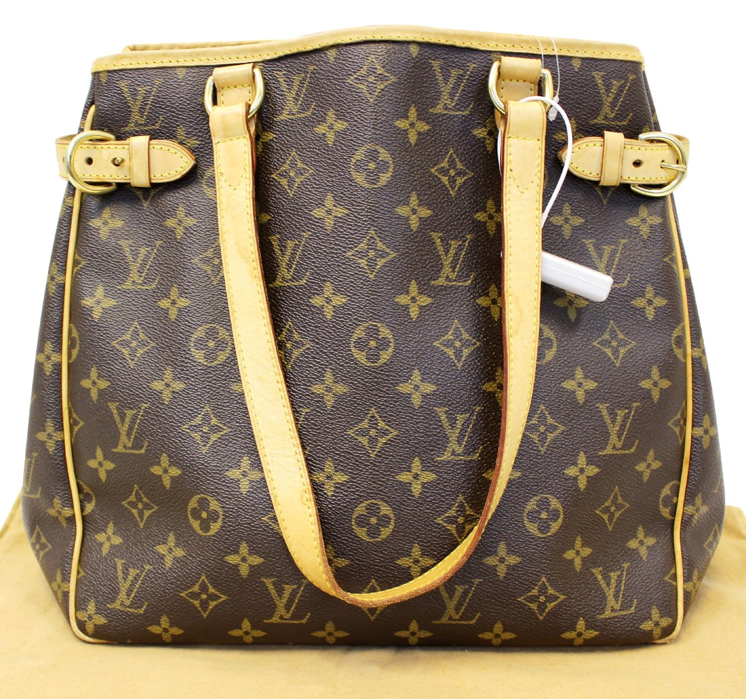 2f8daa000d0b LOUIS VUITTON Monogram Batignolles Vertical Shoulder Bag TT2114
