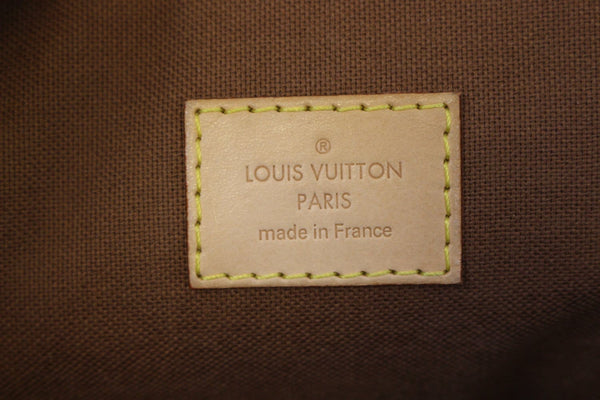 Louis Vuitton Tivoli GM Monogram Shoulder Bag - lv logo