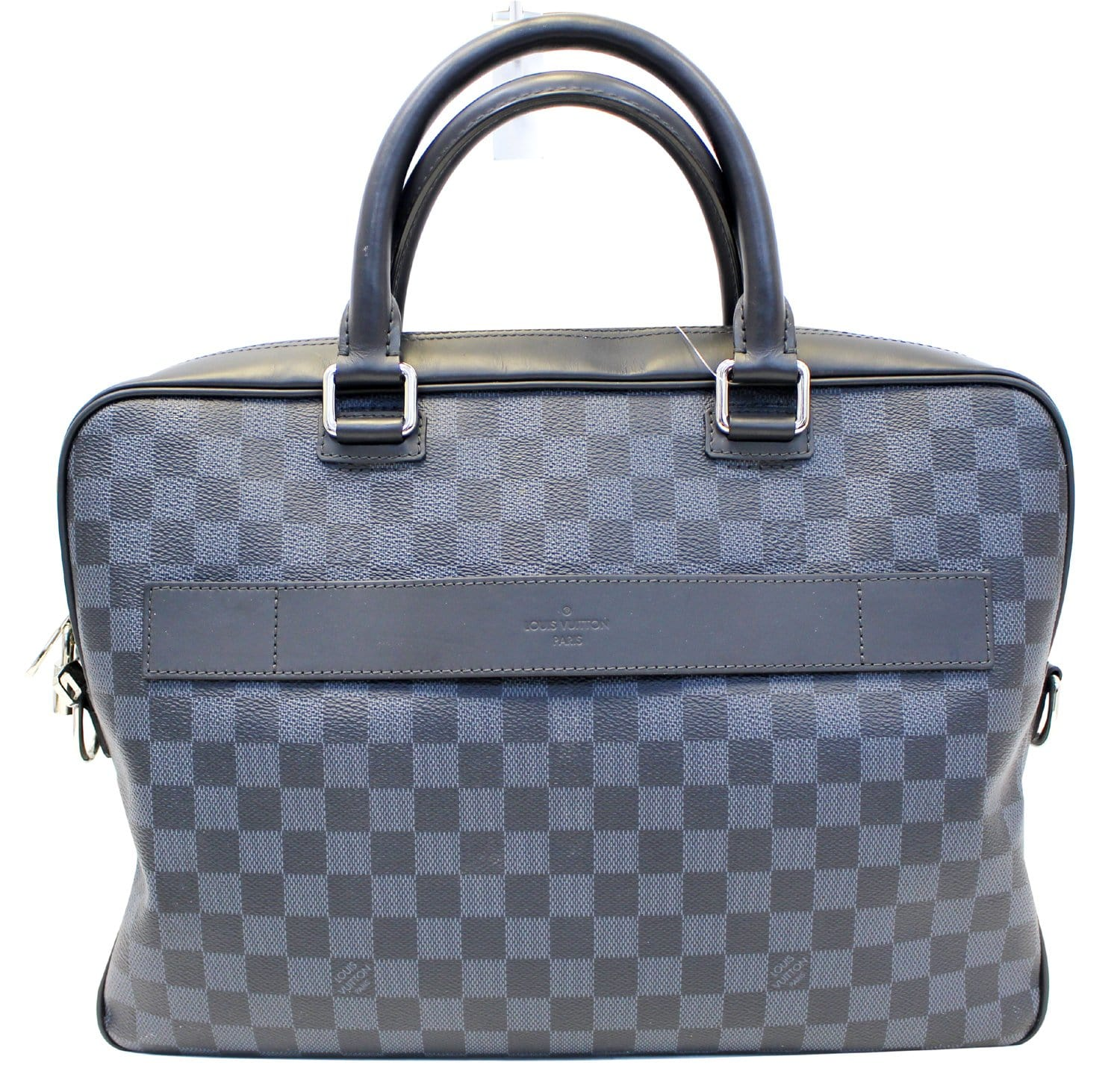 e553aac22ede LOUIS VUITTON Cobalt Damier Canvas Porte-Document Business TT2132