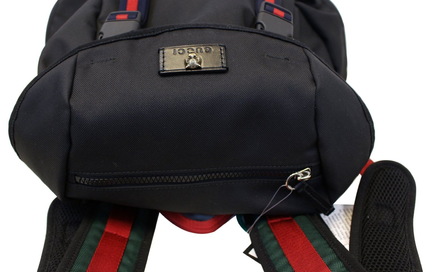 287a846c0d9 GUCCI Techno Canvas Unisex Backpack 429037