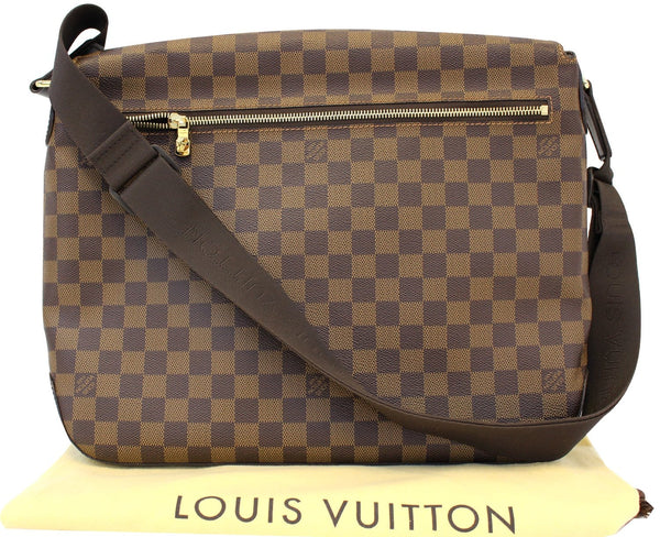 LOUIS VUITTON Damier Ebene Spencer Messenger Bag - Final Call