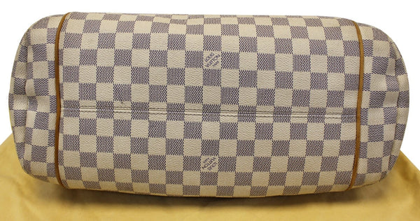 Louis Vuitton Totally GM Damier Azur Tote Shoulder Bag for sale