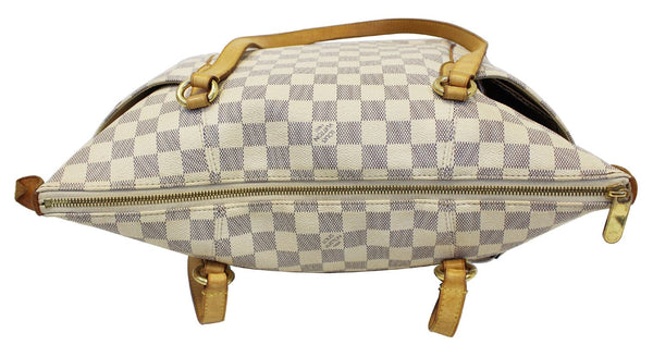Louis Vuitton Totally MM Damier Azur Handbag - lv totally