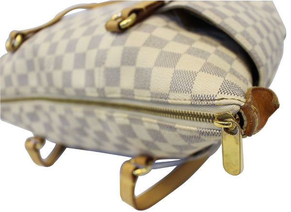Louis Vuitton Totally MM Damier Shoulder Handbag