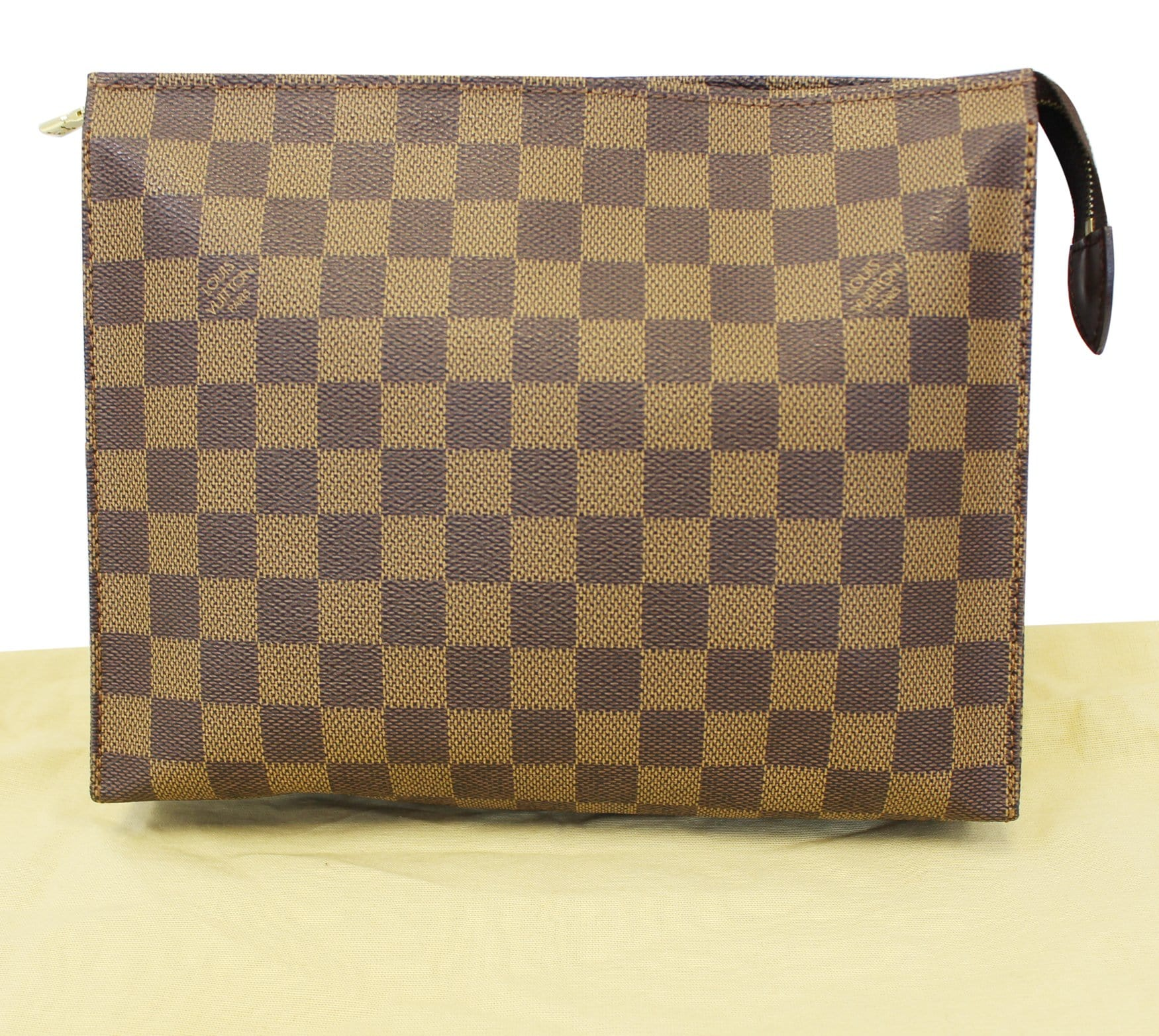 1dcfdd26c3a9 Louis Vuitton Lv man bag icare document bag Damier graphite