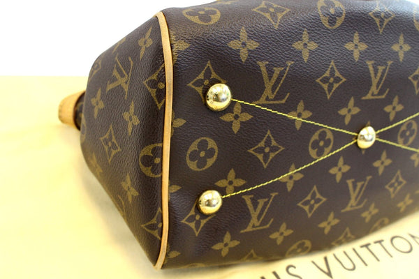 LOUIS VUITTON Monogram Canvas Tivoli PM Shoulder Handbag