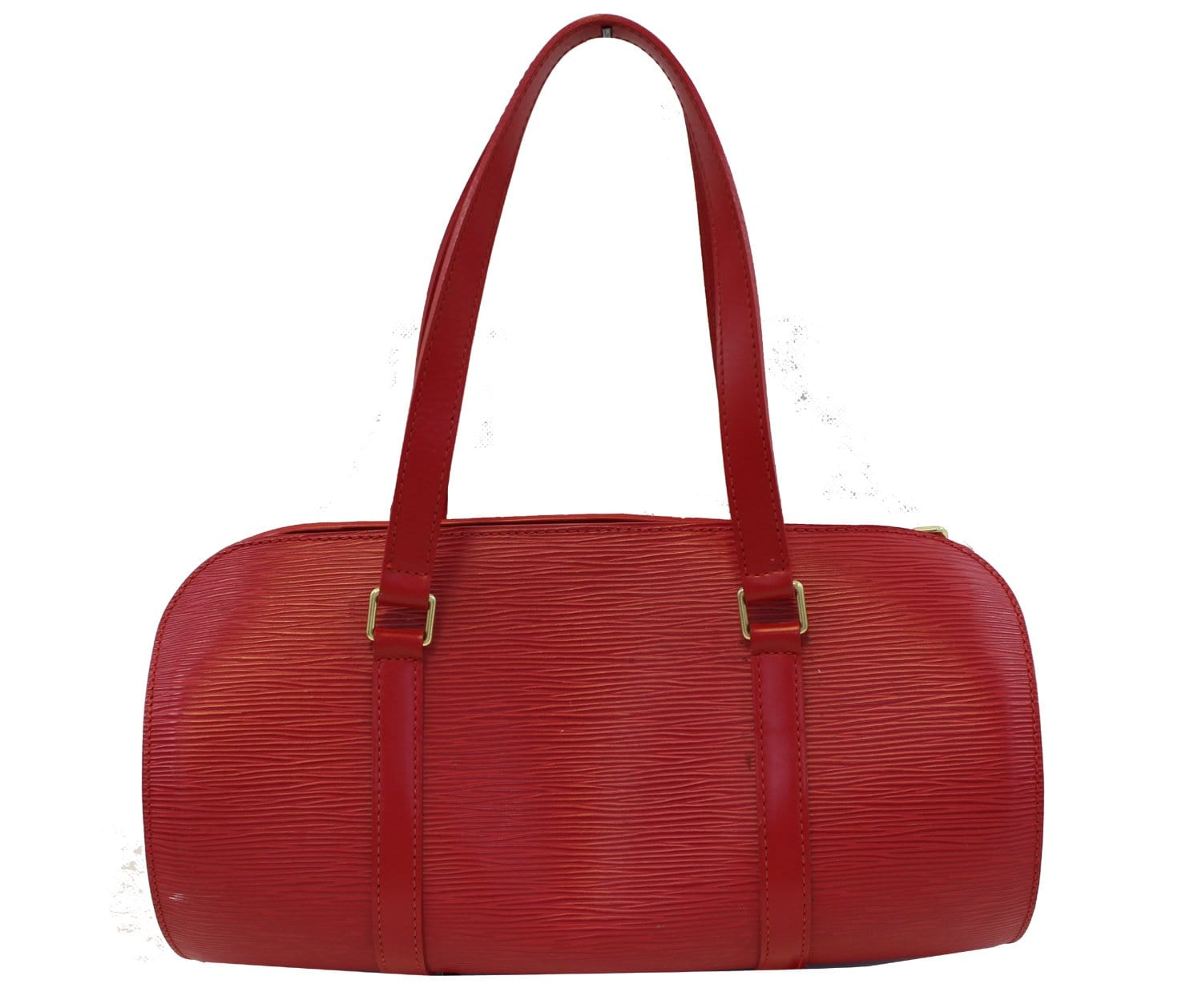 Authentic LOUIS VUITTON Epi Leather Red Papillon 26 Bag TT1697 ... 14f70b3fbda43