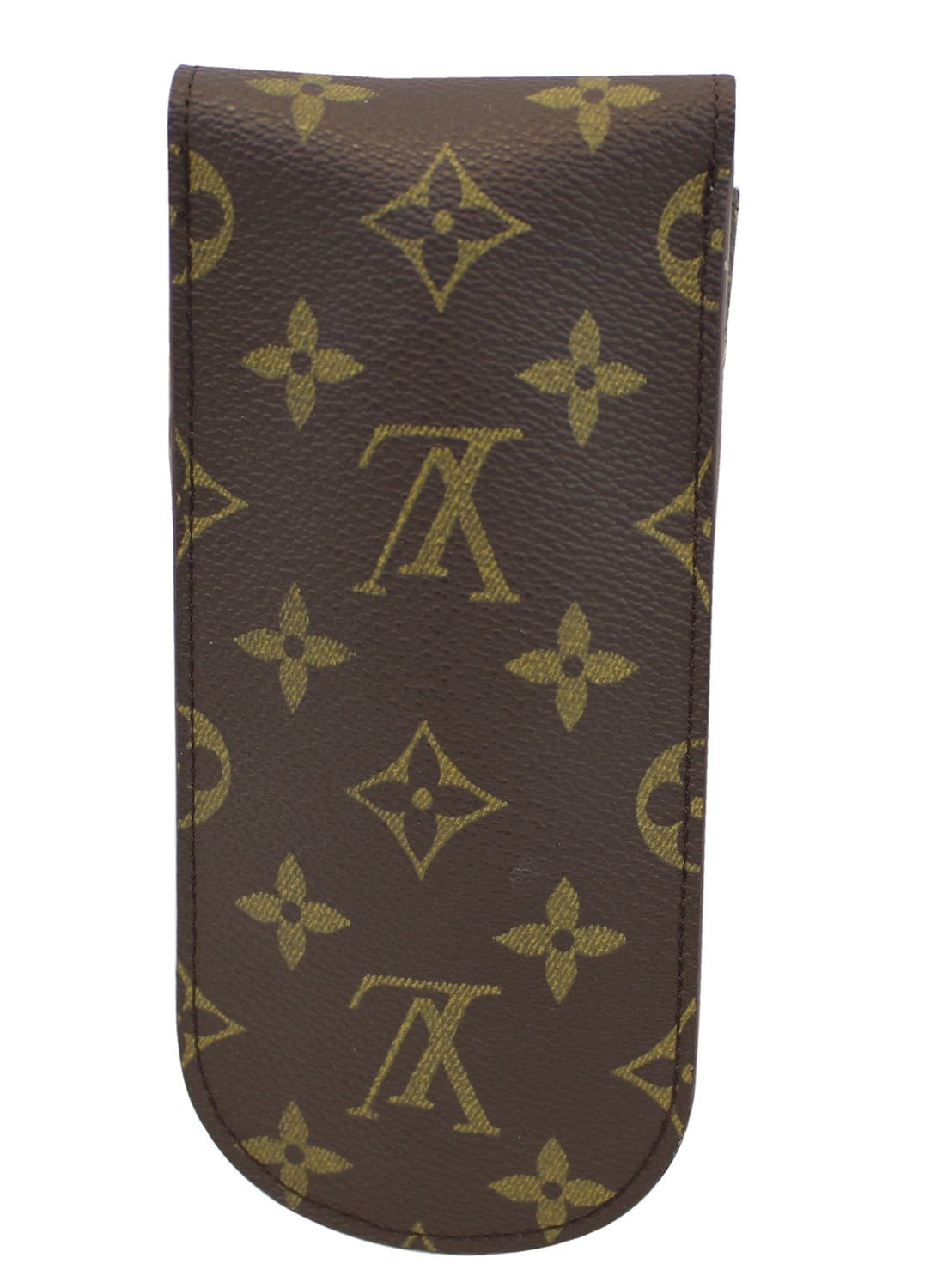 louis vuitton monogram etui styro pen case dallas. Black Bedroom Furniture Sets. Home Design Ideas