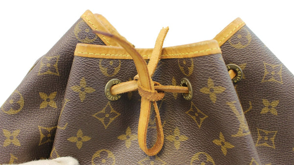 LOUIS VUITTON Monogram Canvas Montsouris GM Backpack