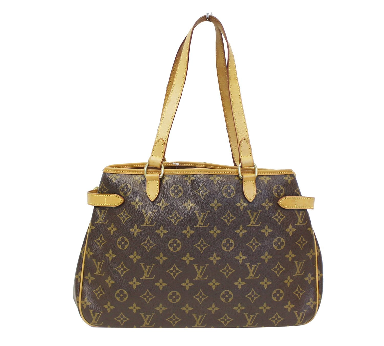 2aab04c1e901 LOUIS VUITTON Monogram Canvas Batignolles Horizontal Shoulder Tote Bag