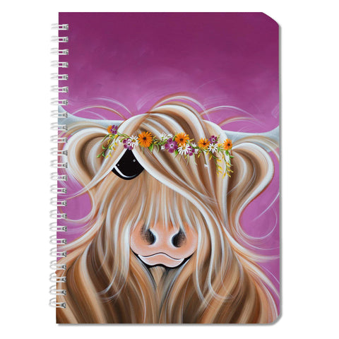 Jennifer Hogwood, The McMoos, Beatrice - Notebooks