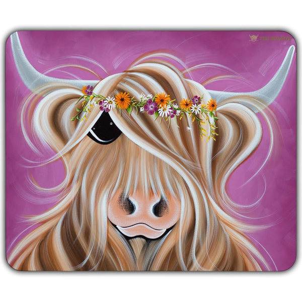 Jennifer Hogwood, The McMoos, Beatrice - Placemats