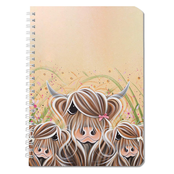 Jennifer Hogwood, The McMoos, Bow Peeps - Notebooks