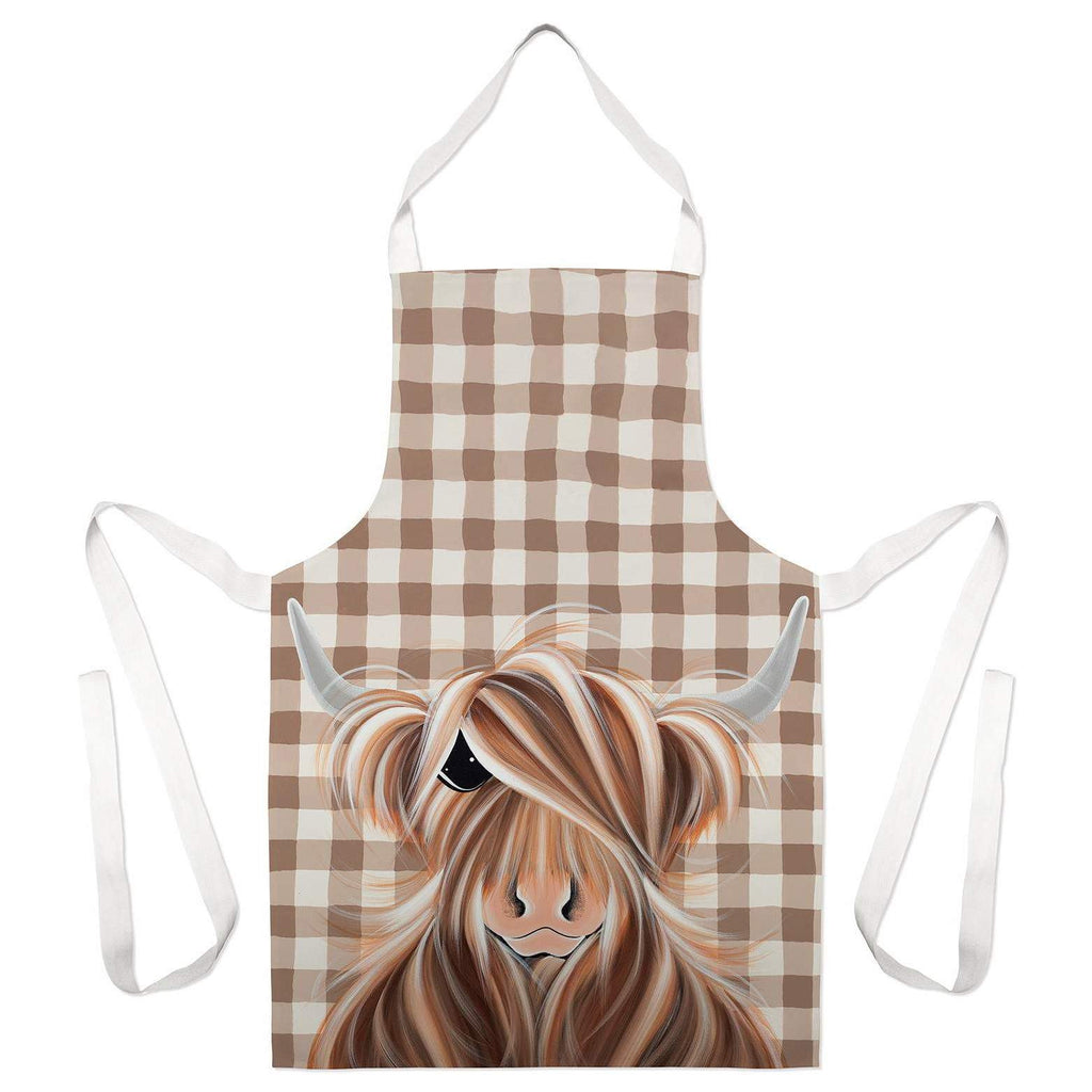 Jennifer Hogwood, The McMoos, Check Moo Out - Apron