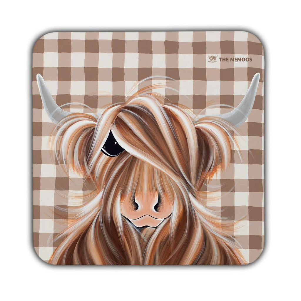 Jennifer Hogwood, The McMoos, Check Moo Out - Coasters