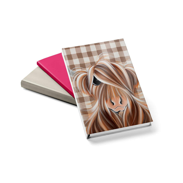Jennifer Hogwood, The McMoos, Check Moo Out - Notebooks