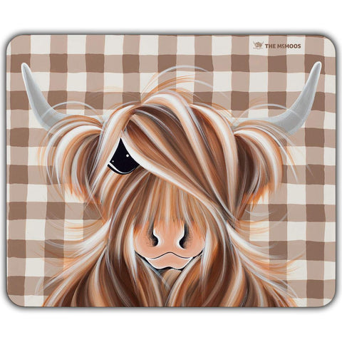Jennifer Hogwood, The McMoos, Check Moo Out - Placemats