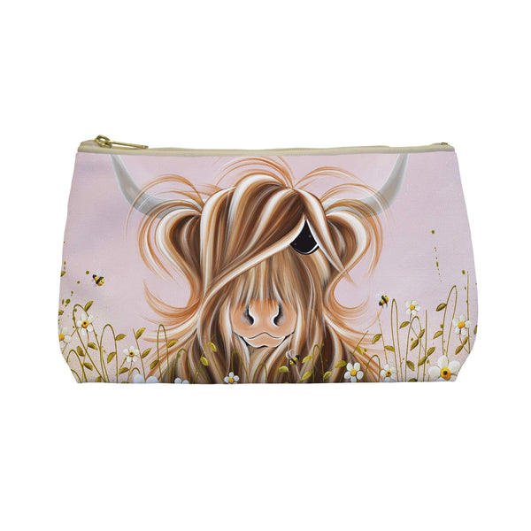 Jennifer Hogwood, The McMoos, Daisy - Makeup / Wash Bags