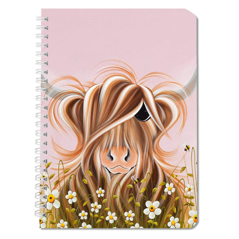 Jennifer Hogwood, The McMoos, Daisy - Notebooks