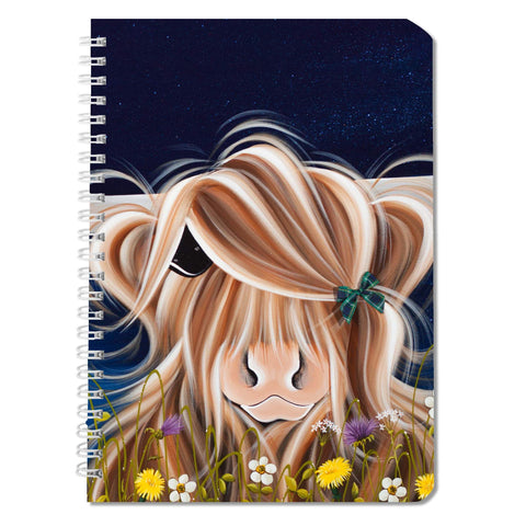 Jennifer Hogwood, The McMoos, Evening Highland - Notebooks