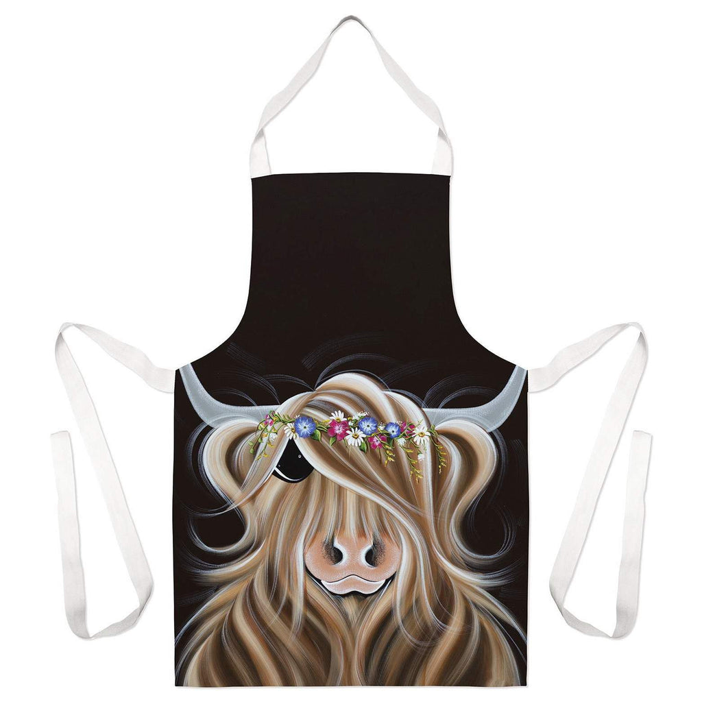Jennifer Hogwood, The McMoos, Flora - Apron