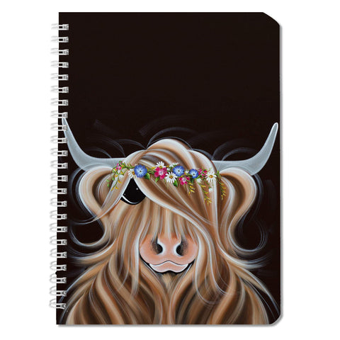 Jennifer Hogwood, The McMoos, Flora - Notebooks