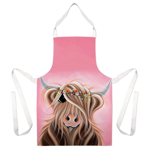 Jennifer Hogwood, The McMoos, Flower Girl - Apron