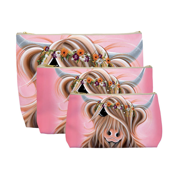 Jennifer Hogwood, The McMoos, Flower Girl - Makeup / Wash Bags