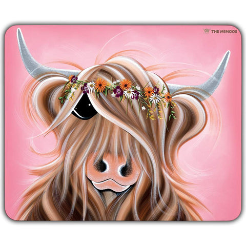 Jennifer Hogwood, The McMoos, Flower Girl - Placemats