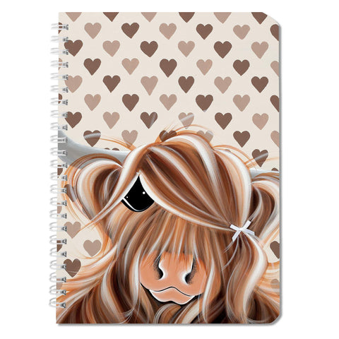 Jennifer Hogwood, The McMoos, I Love Moo - Notebooks