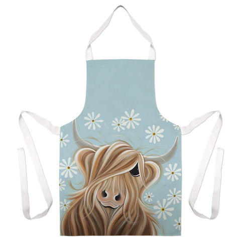 Jennifer Hogwood, The McMoos, Little Miss Daisy - Apron