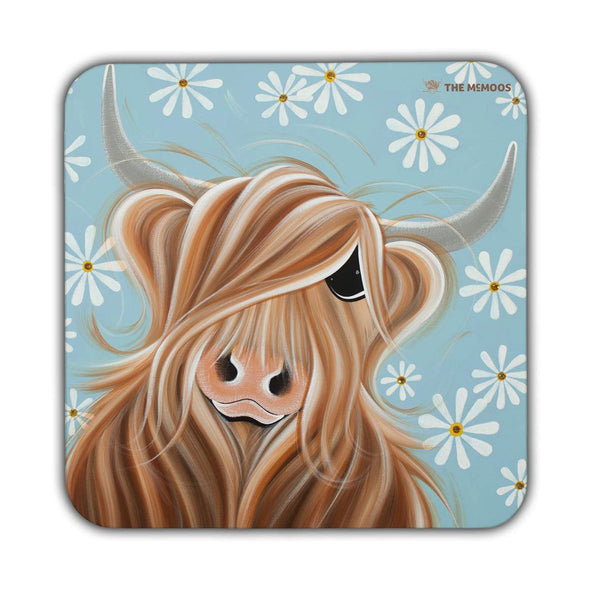Jennifer Hogwood, The McMoos, Little Miss Daisy - Coasters