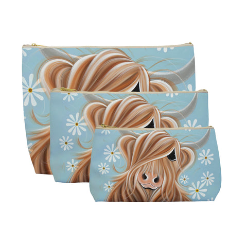 Jennifer Hogwood, The McMoos, Little Miss Daisy - Makeup / Wash Bags