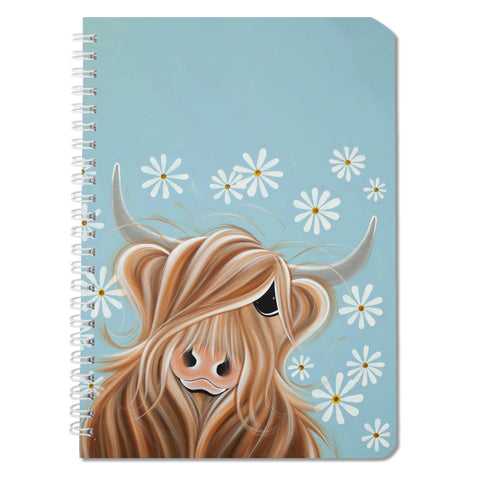 Jennifer Hogwood, The McMoos, Little Miss Daisy - Notebooks