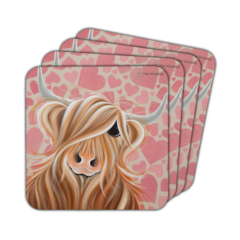 Jennifer Hogwood, The McMoos, Little Miss Love - Coasters