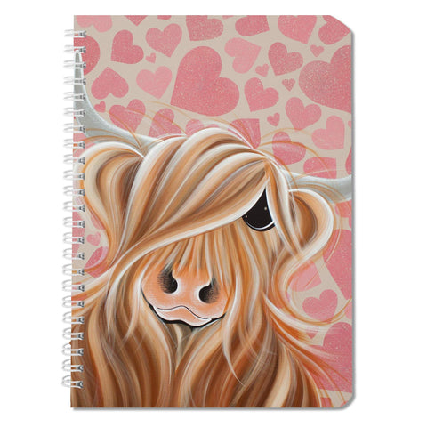 Jennifer Hogwood, The McMoos, Little Miss Love - Notebooks