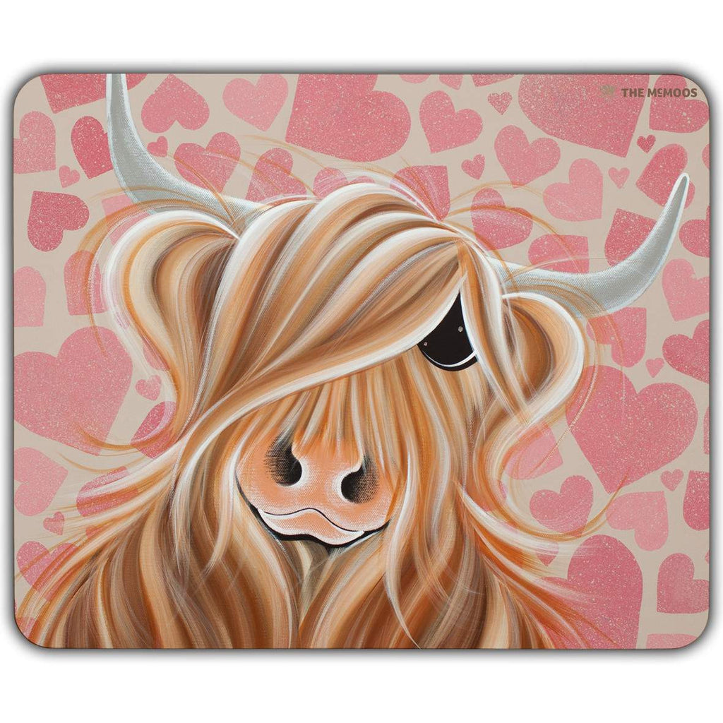 Jennifer Hogwood, The McMoos, Little Miss Love - Placemats