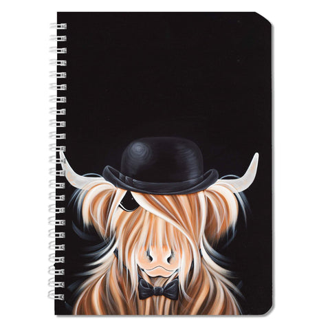 Jennifer Hogwood, The McMoos, McBeau - Notebooks