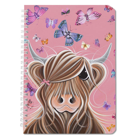 Jennifer Hogwood, The McMoos, McFly - Notebooks