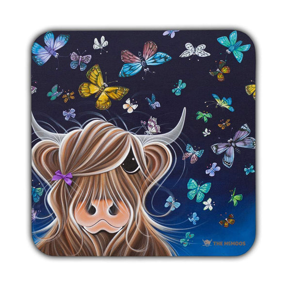Jennifer Hogwood, The McMoos, Night Flight - Coasters