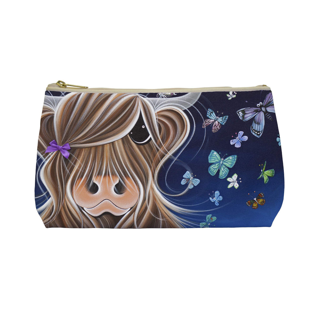 Jennifer Hogwood, The McMoos, Night Flight - Makeup / Wash Bags