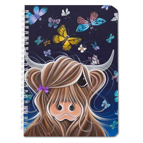 Jennifer Hogwood, The McMoos, Night Flight - Notebooks