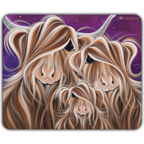 Jennifer Hogwood, The McMoos, Stars In The Highland - Placemats