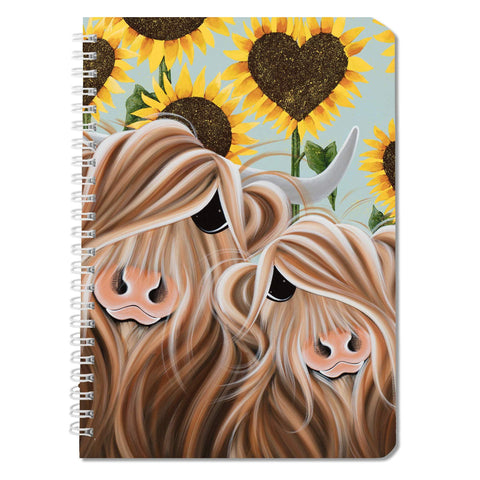Jennifer Hogwood, The McMoos, Sunshine Of My Life - Notebooks