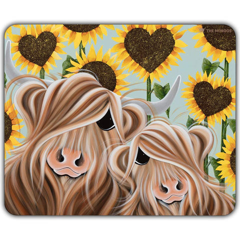 Jennifer Hogwood, The McMoos, Sunshine Of My Life - Placemats