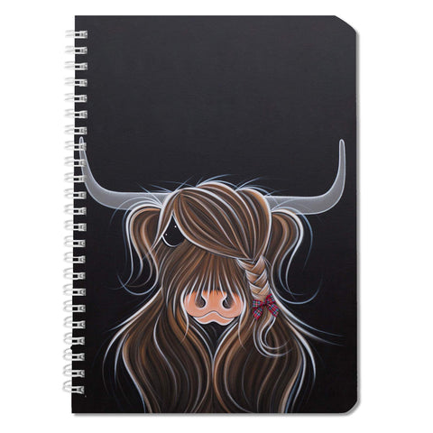 Jennifer Hogwood, The McMoos, Tied To My Clan - Notebooks