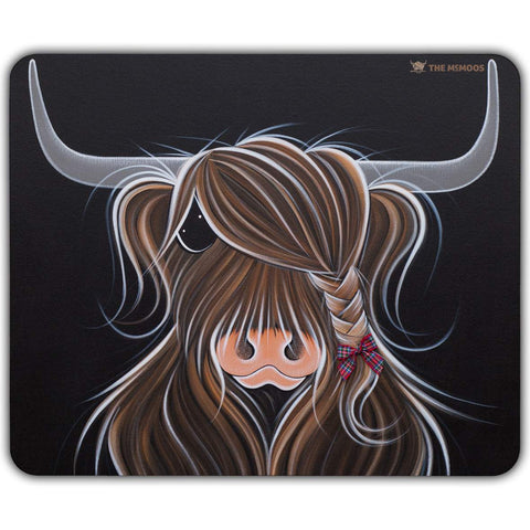 Jennifer Hogwood, The McMoos, Tied To My Clan - Placemats