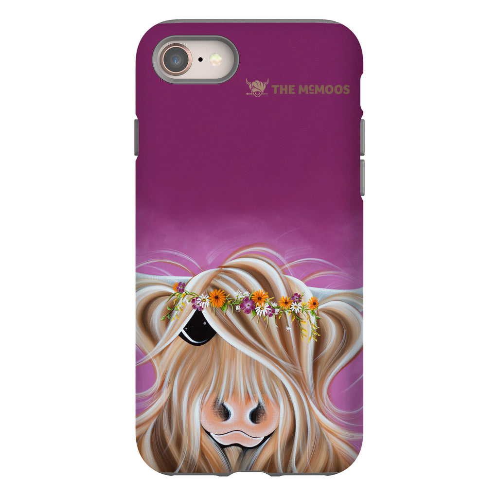 Jennifer Hogwood, The McMoos, Beatrice - Tough Phone Case
