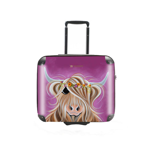 Jennifer Hogwood, The McMoos, Beatrice - Business Suitcase (Overnight)